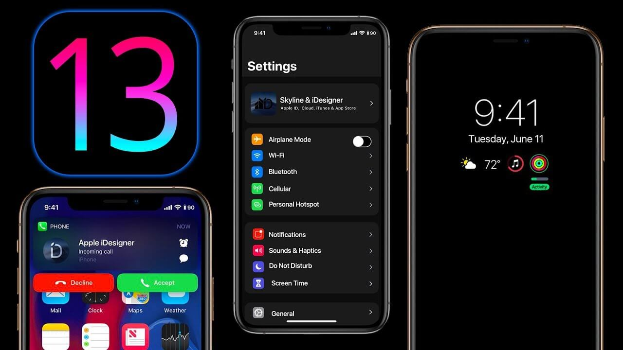 iOS 13 Features Compatibility and more.
