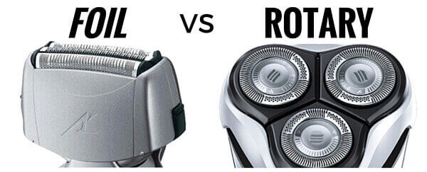how does electric shaver work
